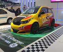 2016 Auto Expo: Mahindra Reva unveils e2o Sport and other electric vehicles