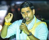 TD chief promoting Lokesh: YSRCP