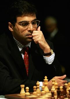 Anand draws with Aronian, stays sixth