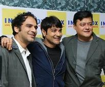 A bevy of stars at Har Har Byomkesh special screening