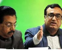 Maken, Chacko's resignation not accepted