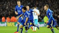 Real Madrid coach Zidane lauds Leicester City's Premier League victory
