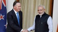 Decision on India's NSG bid to be taken soon: New Zealand PM John Key