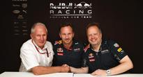 Aston Martin extends deal with Red Bull
