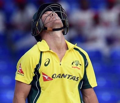 In-form David Warner ruled out of tri-series
