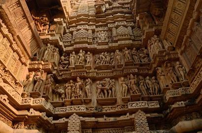 Saffron group seeks ban of Kamasutra inside Khajuraho temples