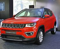 Jeep Compass bookings cross 8,100 units in India