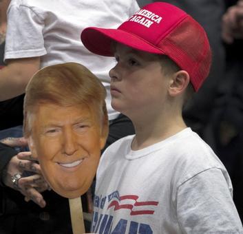 Trump junks as