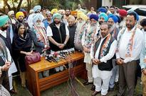 Punjab Election: Several AAP, SAD members join Congress