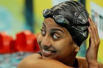 Aditi wins gold at Senior National Aquatic Championship