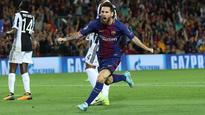 WATCH | Champions League: Lionel Messi's double strike inspires Barcelona to Juventus revenge