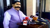 BJP MLA Gyandev Ahuja returns; says rapes take place in JNU every day