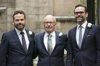 Rupert Murdoch and Sons Enjoy Big Boost in 21st Century Fox Paychecks