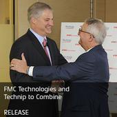Technip and FMC Technologies Inc, Becomes TechnipFMC