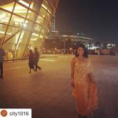 Anoushka Shankar at the Dubai Opera