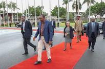 President Uhuru Kenyatta departs for State Visits to France and Germany