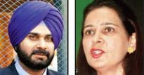 Congress approached us, but Sidhu firm on AAP, says wife