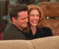 Whoa! It's Been 20 Years Since Julia Roberts In 'Friends' Asked Chandler To Call Her!