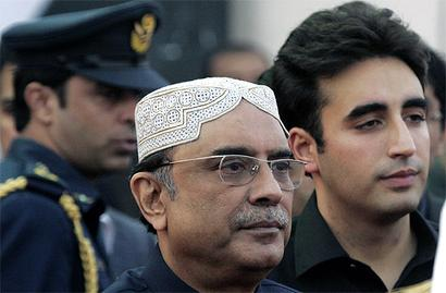 Sharif brothers tried to assassinate me twice: Zardari