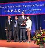 TAG recognized for advancement of Asian American, Pacific Islander communities