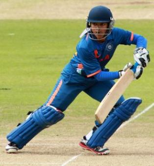 Raut, Kamini help India beat Bangladesh by 49 runs