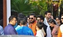 ALL Inside Pics! Yuvraj Singh-Hazel Keech wedding and reception: Sachin Tendulkar, Harbhajan Singh-Geeta Basra snapped