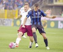 Totti rescues AS Roma aT AtaLANTA