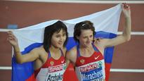 Russia bans 4 athletes for doping offences
