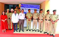 BSF organises super specialty medical camp