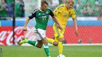 Ward believes NI can upset Germany