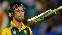 AB de Villiers steps down as captain of South Africa Test team