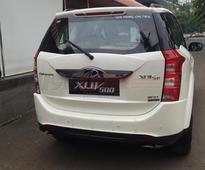 2017 Mahindra XUV500 with Intelli-Hybrid, Android Auto, EcoSense  Launch soon