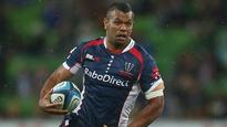 Beale to take time out from rugby