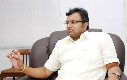 Karti refuses to appear before CBI in Aircel Maxis case