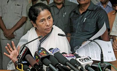 Trinamool, other opposition parties to boycott midnight GST meet