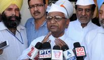 Anna Hazare snubs Kejriwal at poster launch of his upcoming biopic film