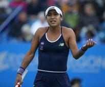 Heather Watson beaten in straight sets at Flushing Meadows