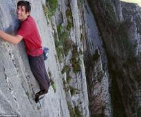 Nat Geo captures historic solo climb of El Capitan