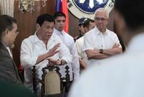 Duterte refuses to release all political prisoners