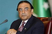 US senator John McCain discusses Pakistan-India tension with Asif Ali Zardari