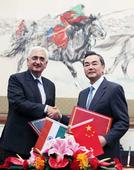 India's top diplomat praises co-op with China