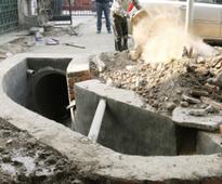 Agra's sewer system to be developed under AMRUT scheme