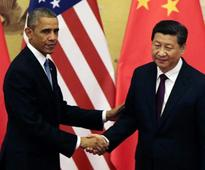 US warns Beijing over land reclamation in South China Sea