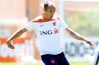 Bale, Rodriguez help Real hammer Betis, Barca beat Malaga