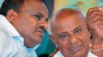 Internal quota issue will not affect my party: HD Deve Gowda