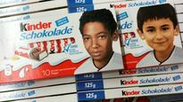 Chocolate company ignites German row over racism for putting non-white football players on wrappers