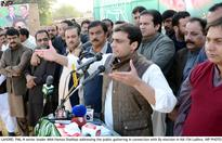 Imran Khan should learn to face the truth: Hamza Shehbaz