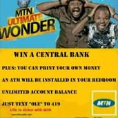 MTN Ordered To Pay Customer N1.85m For Wonder Promo Scam (He Won, They Didn't Give Him Prize)