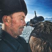 Man and Eagle captures hearts, grand prize