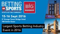 Looking at the Betting on Sports Conference 2016